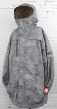 New 2019 686 Mens Anthem Insulated Snowboard Jacket Large Charcoal