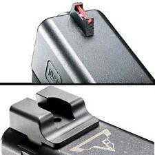Taran Tactical Competition TTI Ultimate Fiber Optic Sights Set for Glock