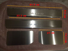 Mitsubishi PAJERO WAGON IV 5D 4pcs Stainless Steel Door Sill Scuff Protectors