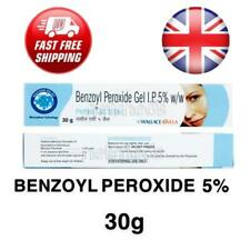 Benzoyl Peroxide Gel 5% Persol AC for Acne Vulgaris Spots Blackhead 30g