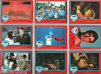 Superman - The Movie Series 2 - Complete 88 Trading Card Set - 1978 Topps - NM