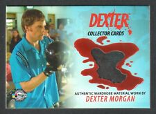 DEXTER SEASON 1 & 2 Breygent THICK VARIANT COSTUME CARD #DC9 DEXTER BLOOD SOAKED