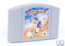 Star Wars: Rogue Squadron - N64 Nintendo 64 Retro Game Cartridge PAL