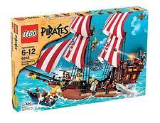 Lego Pirates Brickbeard's Bounty Ship 6243 Set Sealed Brand New Never Opened