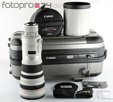 Canon EF 500 mm 4.0 L IS USM + bien (62512665)