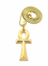 Collier avec pendentif  croix de vie  - ankh - Collection Egypte