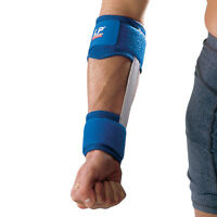 LP 786 Tennis Elbow Golfer Brace Double Cuff Strap Splint Support Tendonitis