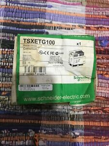 New Schneider TSXETG100