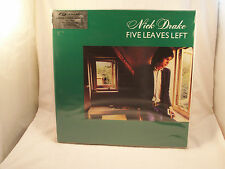 NICK DRAKE Five Leaves Left SEALED 180g Simply Vinyl UK 1999 press RE Limited LP