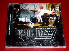 Thin Lizzy Monsters Of Rock 1983 Phil Lynott Black Sabbath Judas Priest Ozzy Cd