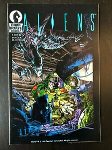 Aliens #1 1st Print 1988 Dark Horse Comic first printing appearance king black