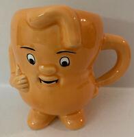 Actos Pharmaceuticals Promotion Ceramic Stomach Mug Anthropomorphic