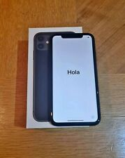 Apple iPhone 11 - 256GB - Black (Unlocked) 1 YEAR WARRANTY