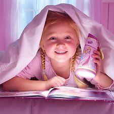 Magica Lampadina Torcia Luce Notturna Principesse gioco Bambini Worlds Apart