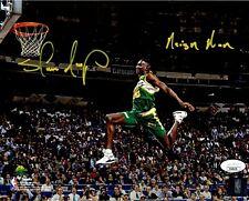 Shawn Kemp Autografiado Firmado Inscrita 8x10 Foto Seattle Supersonics JSA