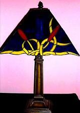 Lampe, Tischlampe Stil Tiffanyglas Gesamthöhe: 56 cm  Neu 1 Stück