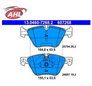 ATE 13.0460-7268.2 Plaquettes de frein avant BMW