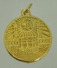 Pillar of Islam Holy Kaabah Kaaba House of Allah Islamic Gold Plated Mecca Hajj