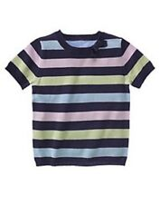 NEW Striped GYMBOREE Petite Mademoiselle SWEATER Shirt TOP Vintage Size 9 NWT