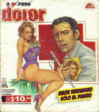 A Puro Dolor mexican comic Sexy Girls, Spicy #3