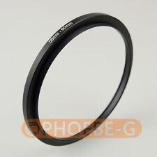 58mm-60mm 58-60 mm filtro anillo escalonamiento adaptador paso
