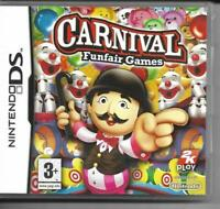 Carnival Funfair Games (DS) PEGI 3+ Various Great Value - Great Gift Idea