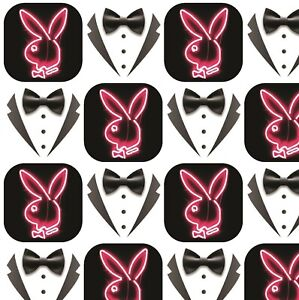 Playboy Gift Wrap Sheet,Playboy Wrapping Paper