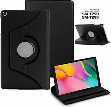 Leather Stand Flip Case Cover For Samsung Galaxy Tab A 8.0 2019 T290 T295 8 Inch