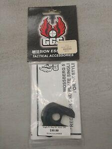 GG&G Inc. Receiver End Plate Single Point Sling Att Mossberg 500/590 GGG-1184