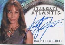 Stargate Atlantis Seasons 3 & 4 Atlantis Autograph Card Rachel Luttrell