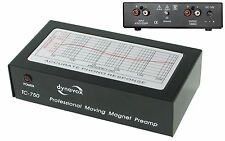 PHONO-VORVERSTÄRKER DYNAVOX TC-750 für PLATTENSPIELER mit MAGNETSYSTEME PREAMP B