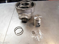 APRILIA RS50 RS 50 MINARELLI AM6 CYLINDER BARREL BORE PISTON KIT STANDARD 50CC