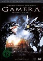 BLU-RAY + DVD GAMERA 3 - REVENGE OF IRIS - LIMITED SPECIAL EDITION - MEDIABOOK *