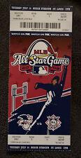 2009 MLB Baseball All-Star Game Full Ticket - Busch Stadium St Louis Cardinals
