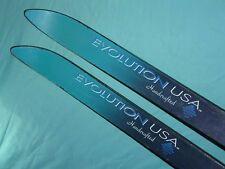 Evolution Usa Wasatch Soft Telemark Skis 193cm tele no bindings � � �