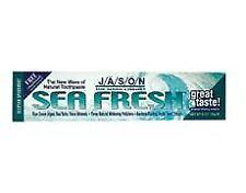 Jason Bodycare Org Blue/Green Algae Toothpaste(SEA FRESH) 170g