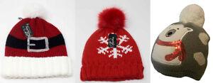 Brand New Thomas Calvi Christmas Hats Great For Winter!!! FREE P&P!!