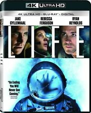 LIFE (Jake Gylenhaal)  (4K ULTRA HD) - Blu Ray -  Region free