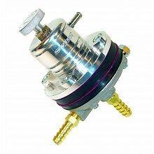 Sytec Ajustable combustible Regulador De Presión 8mm colas sbv001s