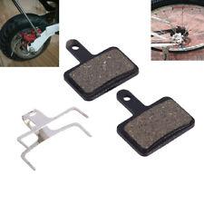 8pcs Cycling Mountain Road Bike Bicycle MTB Disc Brake Pads Blocks Accessories