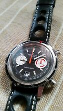 Breitling vintage chrono matic ref. 2110  from 1968 simply superb and serviced