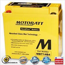 MOTOBATT Batterie MBT14B4