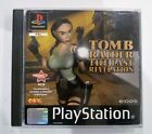 Complete Sony Playstation PS1 Tomb Raider The Last Revelation