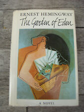 THE GARDEN OF EDEN BY ERNEST HEMINGWAY FIRST US EDITION 2ND PRINTING