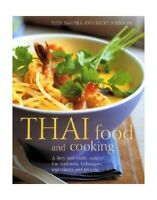 Thai Food and Cooking by Becky Johnson Hardback Book The Fast Free Shipping