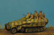 Germania Figuren 1/72 WWII German Grenadiers for SdKfz. 251 Ardennes  #WW2-043