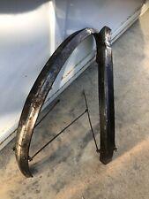 Bianchi Parafanghi Fenders Bici Epoca Velo Ancien Vintage Bicycle Fahrrad Old