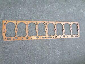 1933 1934 1935 1936 1939 1940 48 1949 Pontiac 8 nos cylinder head gasket #499414