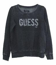 NWT Women Lounge Pullover GUESS Lounge Sweatshirt soft - gray S
