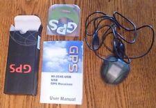 Haicom Hi-204-Usb Mini size Waterproof Gps Mouse (SiRf StarIii)